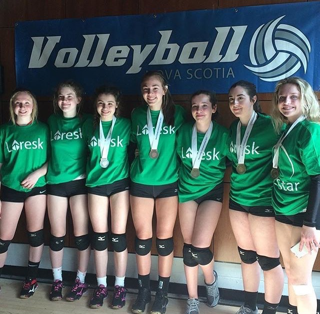 Nova Scotia Volleyball Allstar Event!